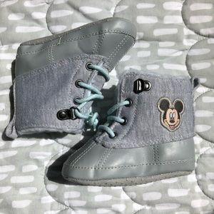 Mickey Shearling Boots